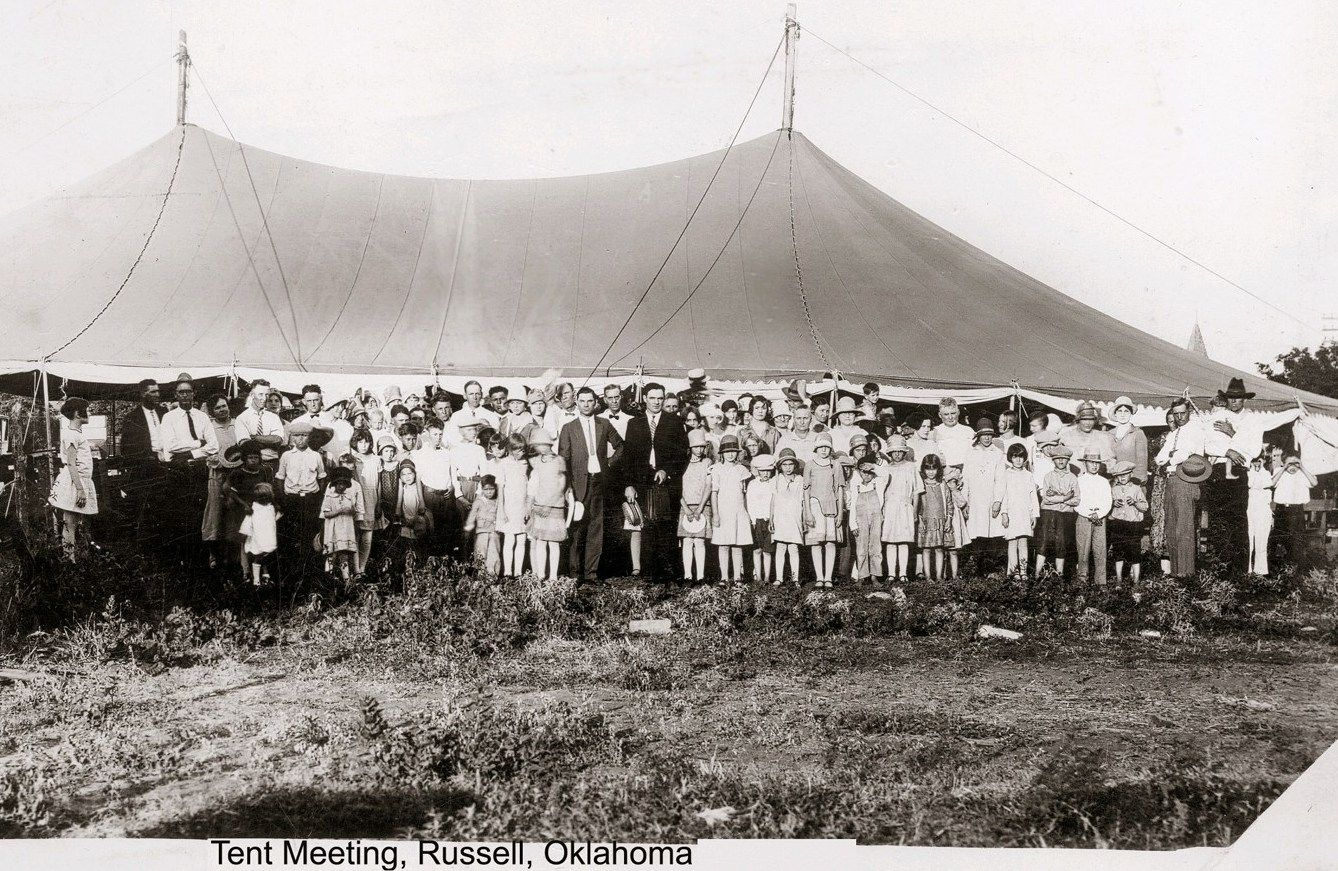 Revival Tent Meetings - Bing Images & Revival Tent Meetings - Bing Images |