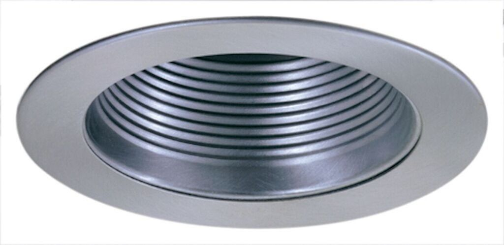 "Phenolic Baffle 4"" Recessed Trim"