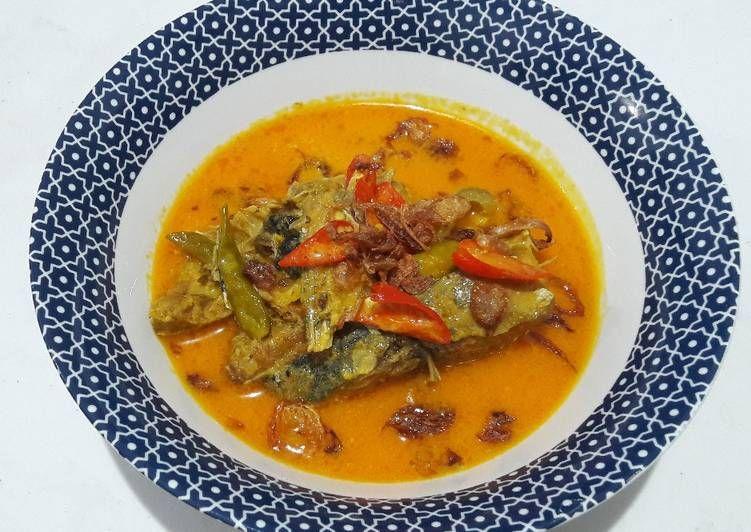 Resep Gulai Ikan Tongkol Oleh Maylia Putri Resep Gulai Resep Resep Masakan