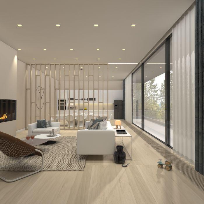 Loft 3d model | Scenes 3d models
