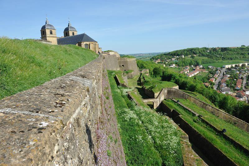 Citadelle montmedy mus e de la fortification et le mus e - Office du tourisme bouillon ...