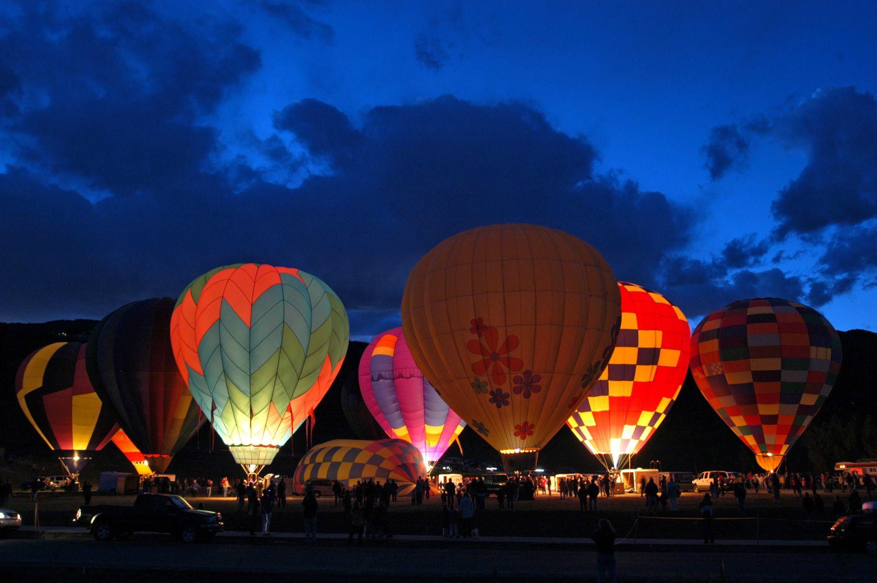 Aspen, CO Hot air balloon, Air balloon rides, Aspen snowmass