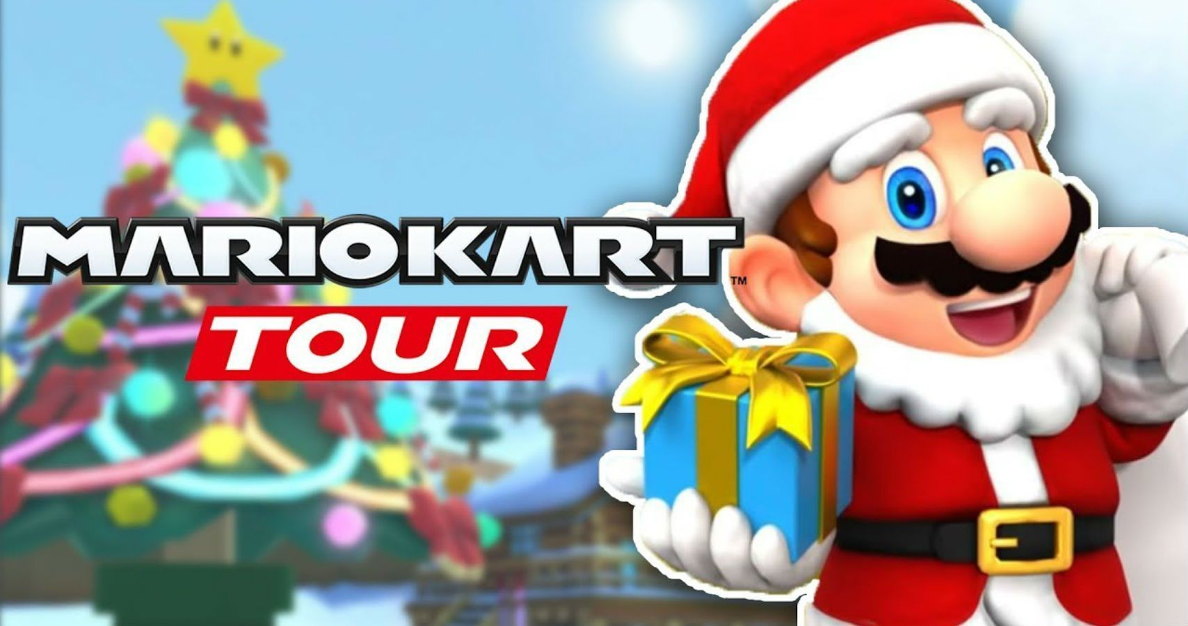 Mario Kart Tour Is Ringing In The New Year With Some