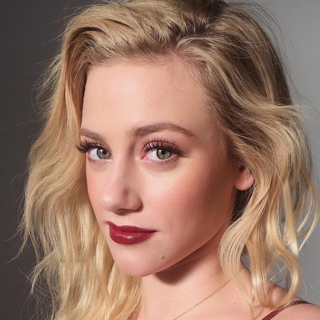 Watch Fans Think That Lili Reinhart Is Brittany Murphy's Doppelgänger, and SheAgrees video