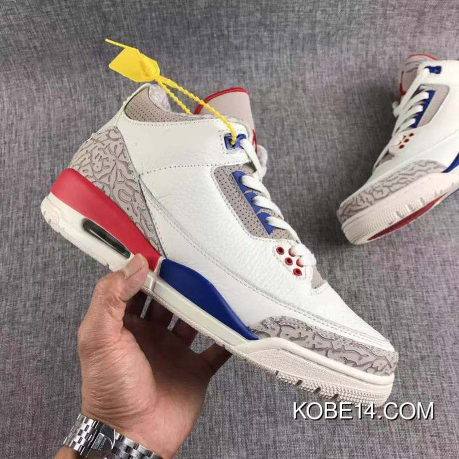 Air Jordan 3 The Fourth Of July New