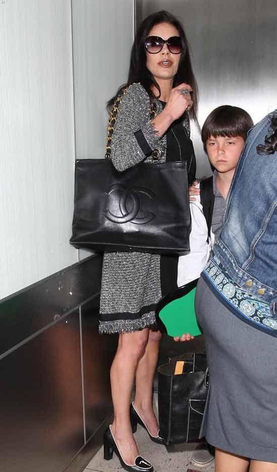 40157dbd1a3d4c Catherine Zeta-Jones looking chic with her Chanel British Academy Film  Awards, Catherine Zeta