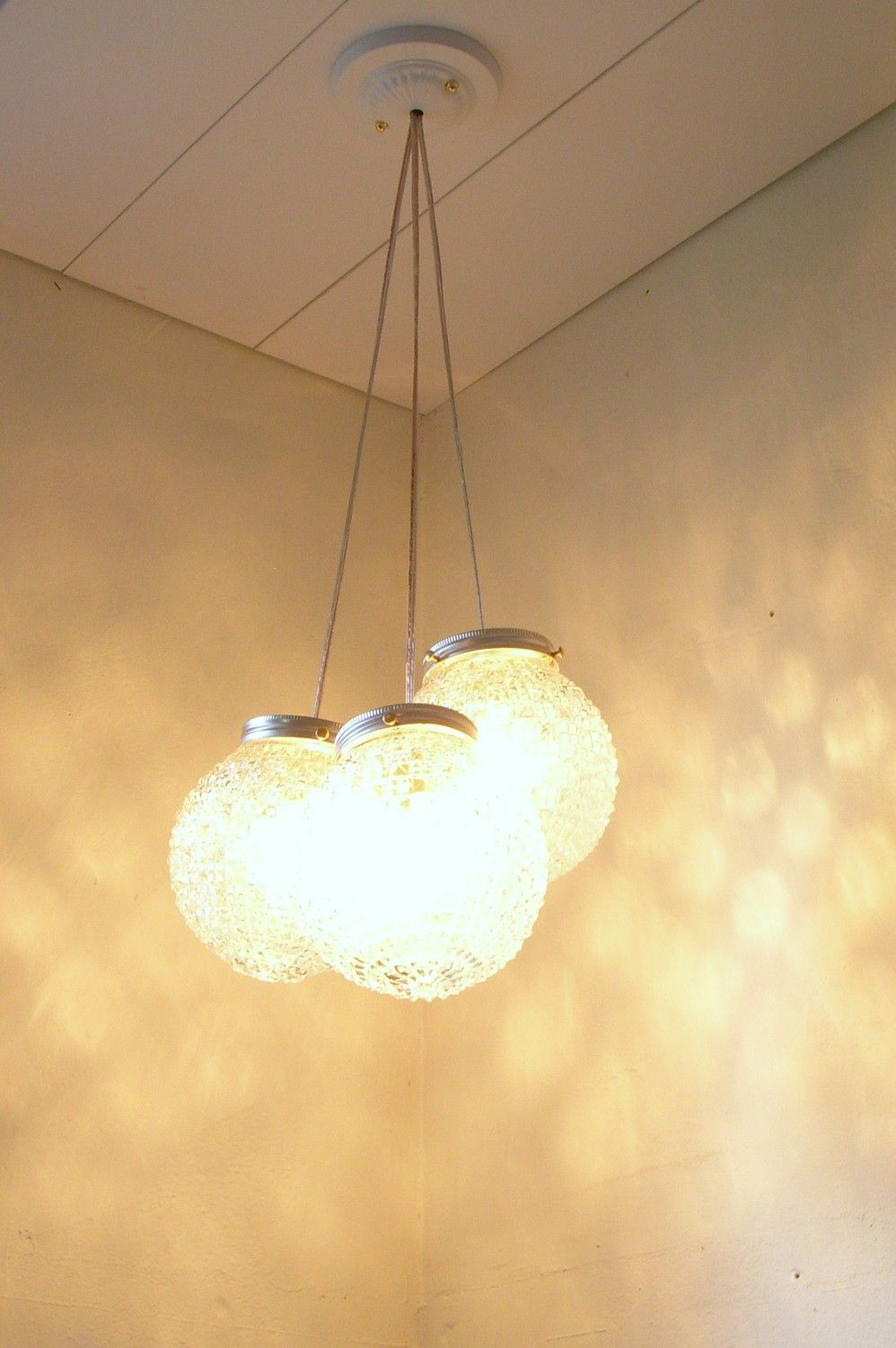Diy decorative bright white embossed ceiling canopy