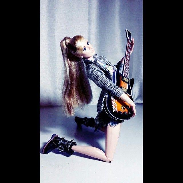 #integritytoys #fashionroyalty #doll #giselle #rock