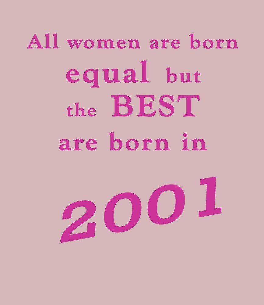 Best Women Are Born In 2003 - 16th Birthday T Shirt