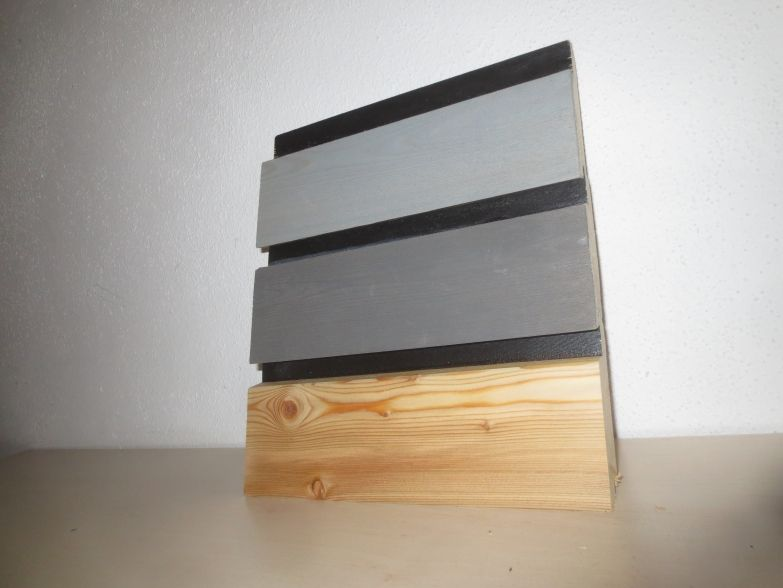 Easy Rhombus Blackline Habm Geschutztes Holzfassadenprofil Aus Larche Holzfassade Larchenholz Gartenhaus