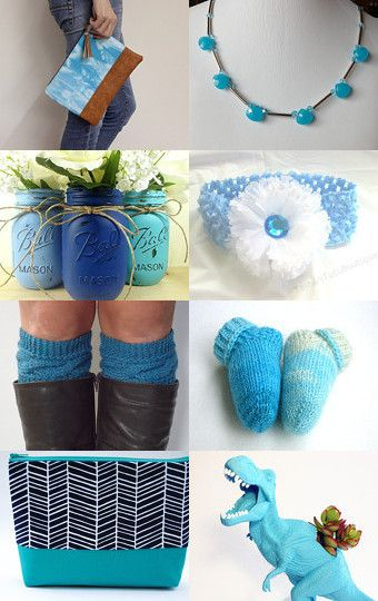 Something Blue by Crystal Johnson on Etsy--Pinned with TreasuryPin.com