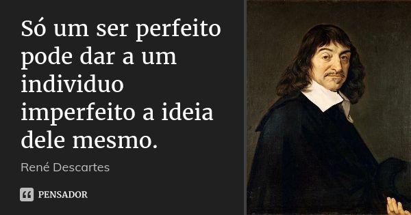 René Descartes Sabedoria Frases Frases E Frases Motivacionais