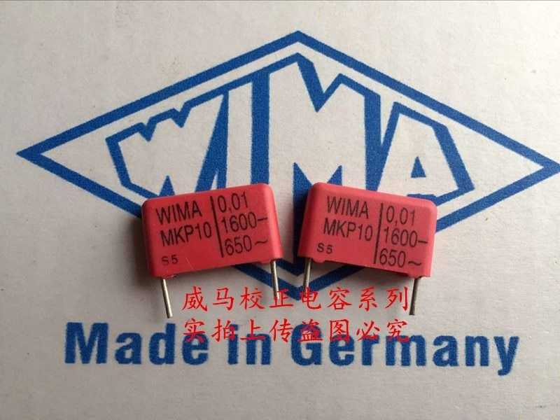 2019 Hot Sale 10pcs 20pcs Germany Wima Mkp10 0 01uf 1600v 103 1600v P 15mm Audio Capacitor Free Shipping 2019 Sale 10pcs 20pc Capacitors Germany Hot Sale