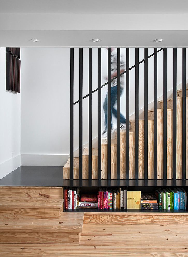 Diseño de escaleras #73 escalera Pinterest Diseño de escalera - Diseo De Escaleras Interiores