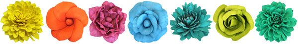 Brighten up your home with our Bright Coloured Flowers. #Weddings #Home Decors #Occasions