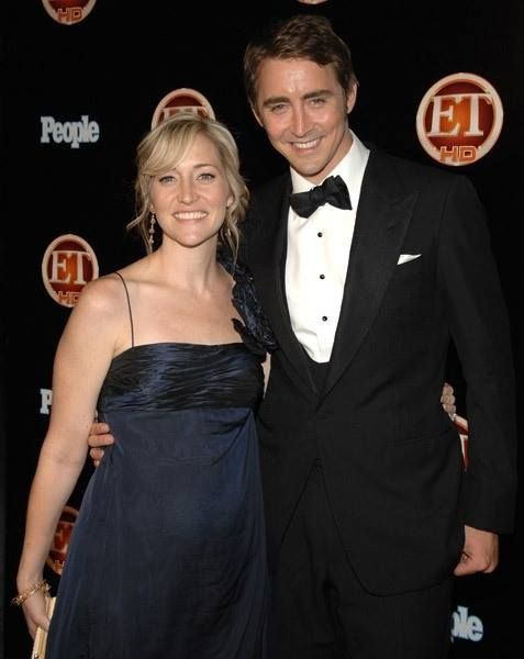 Lee Pace and his sister, Sally ---His Sister is really ...