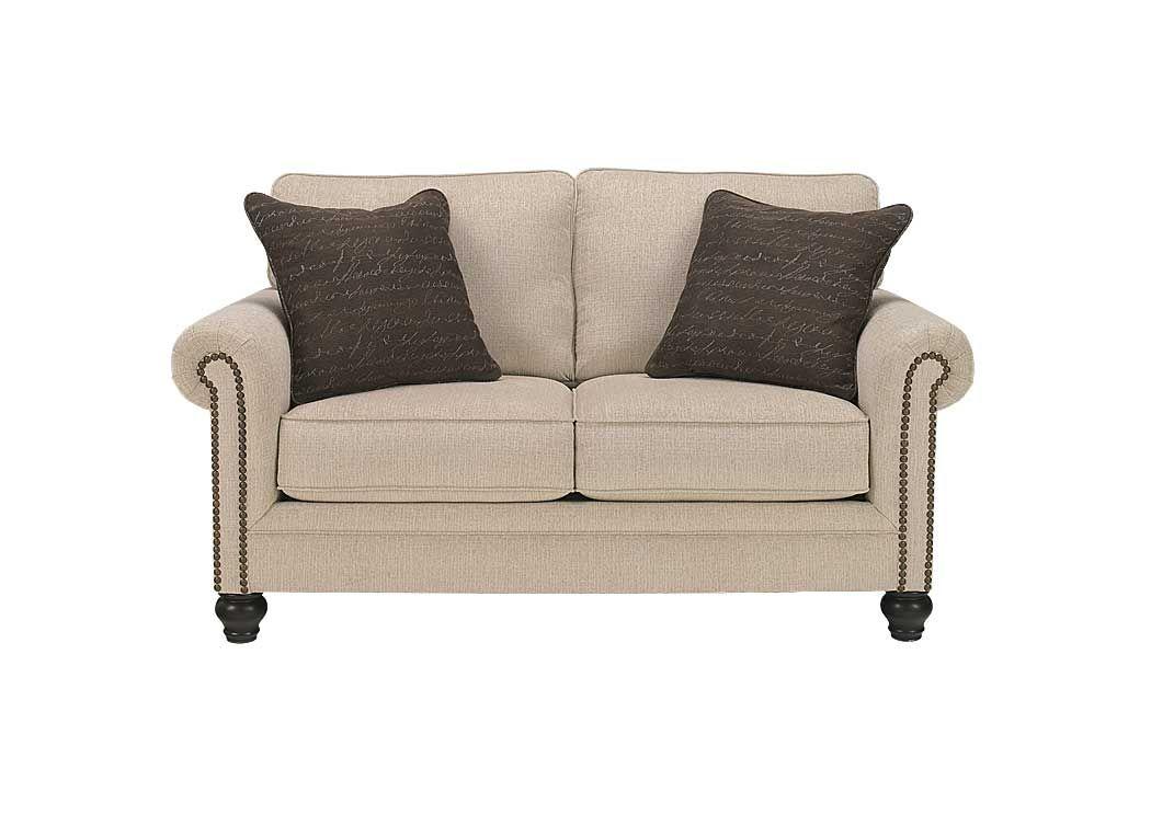 Furniture Warehouse Direct Victoria Tx Milari Linen Loveseat