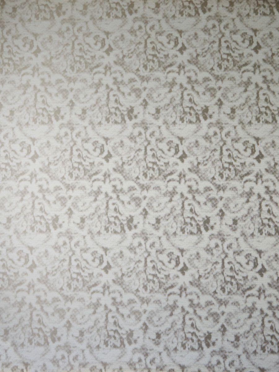 Marretimo Taupe Modern Geometric Wallcovering For Habitat