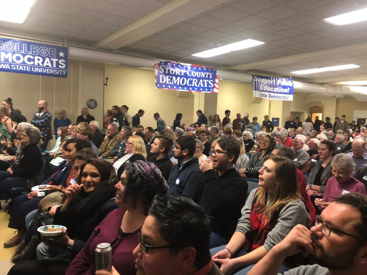 Iowa Dems could upend caucus tradition, consider letting