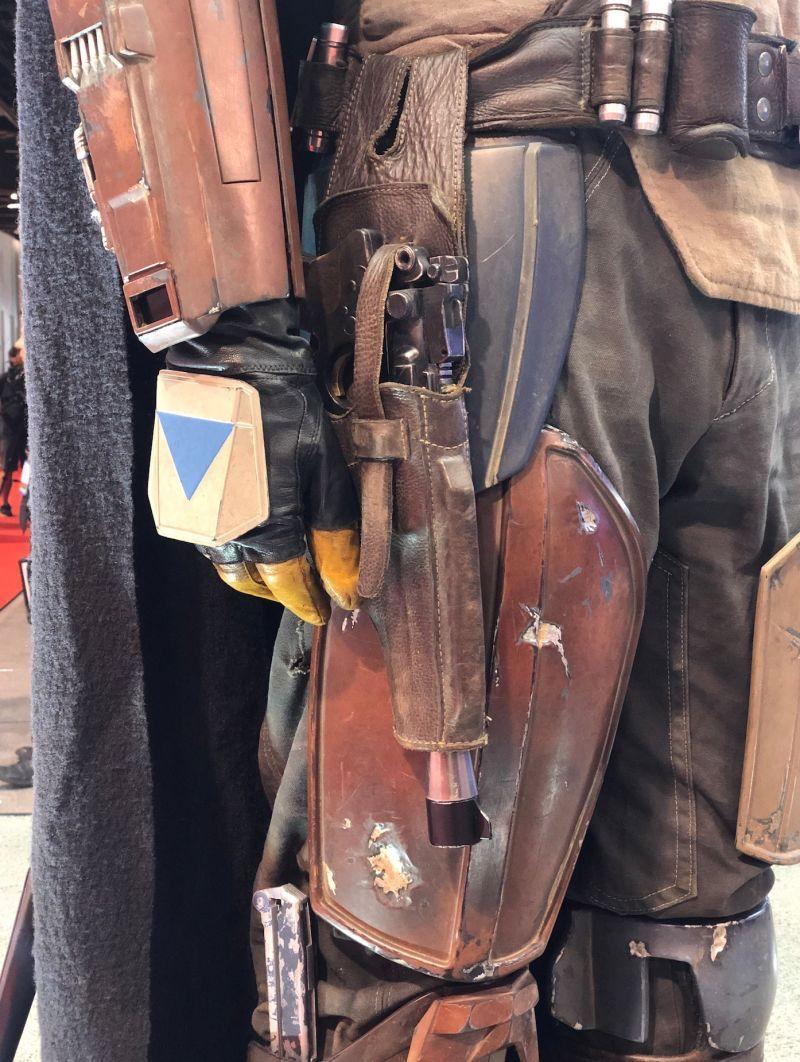 The Mandalorian Costumes: Get Up Close With D23 Expo Photos