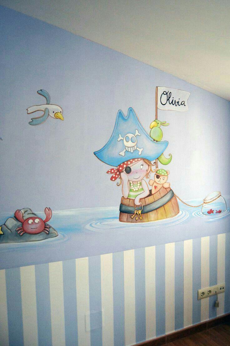 Dipinti Murali Per Camerette pin di belkiseramik su duvar boyama | arte cameretta neonato