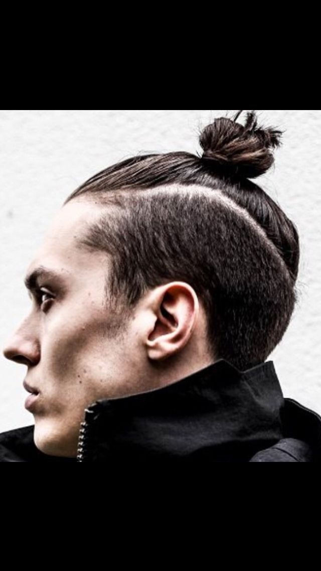 top knot guys   pixshark     images galleries with a bite