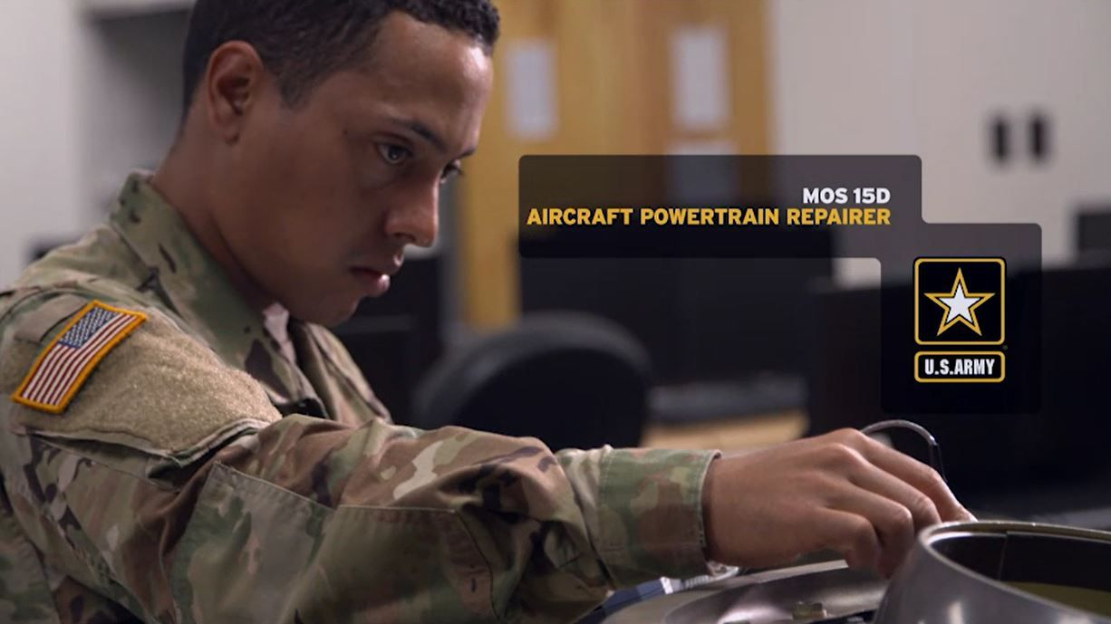 Learn more about an 15d in the south dakota army