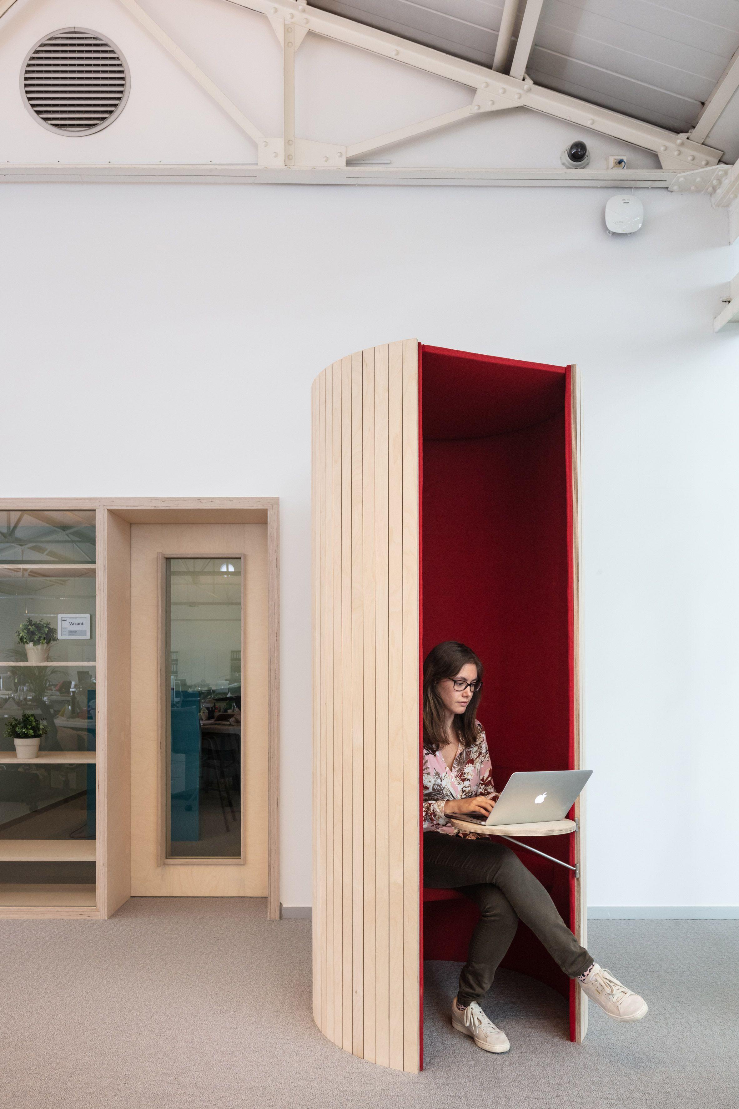 Zampone Creates Bbdo Office In Century Old Wine Warehouse In Brussels Architecture Today Bbdo Interior Design Boards