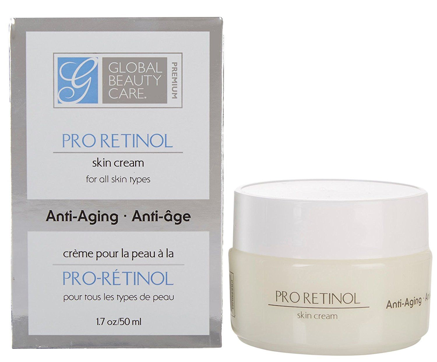Global Beauty Care Pro Retinal Skin Cream Anti Aging 1 7 Ounce This Is An Amazon Affili Skin Cream Anti Aging Anti Aging Skin Products Skin Cream