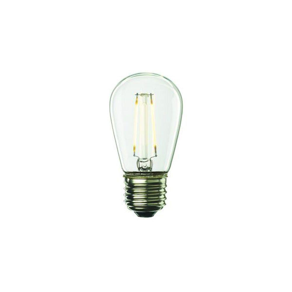2w S14 2700k S Shape Led Filaments Sold As 15 Led Led Light Fixtures Led Light Bulbs