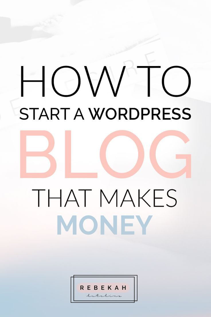 Ready to start a WordPress blog that can make you money? See how you can get your domain + hosting set up in a few easy steps, as well as where you can purchase beautiful, feminine themes for your new blog. Click through to learn how you can start a profi