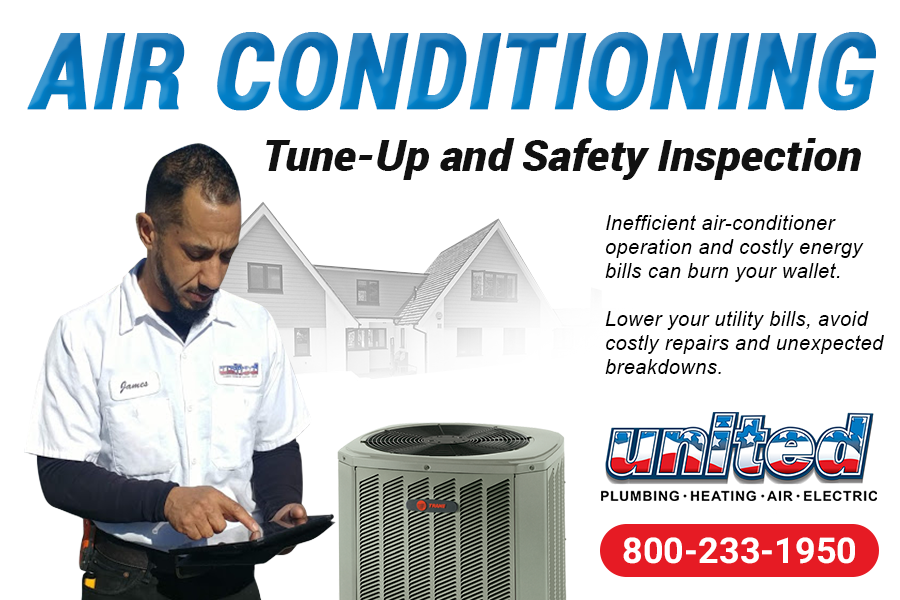 Don't to schedule your annual A/C tuneup with