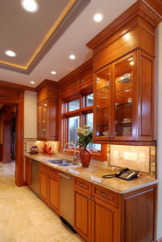 Kitchen Cabinets And Flooring Combinations Cabinetry And - Kitchen cabinets and flooring combinations