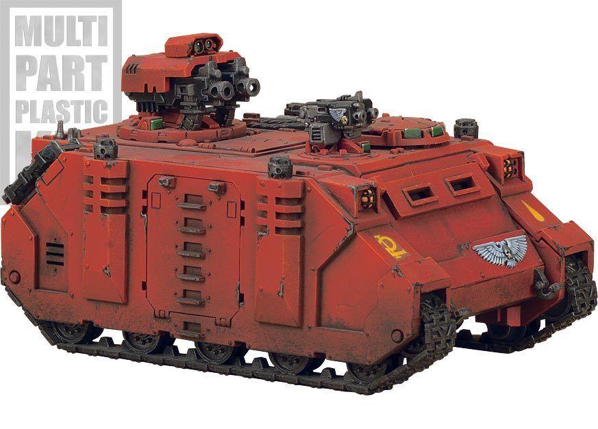Space Marine Razorback Space Marine Warhammer Games Workshop