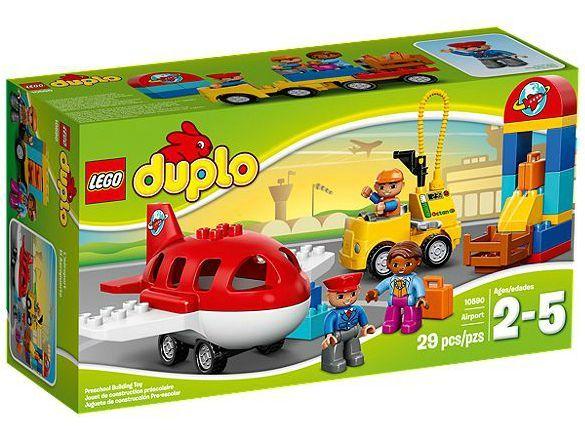 #Lego #LEGO® #10590 LEGO DUPLO Flughafen Junge Multi DUPLO ...