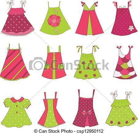 como dibujar un vestido de niña - Buscar con Google | dibujos ...