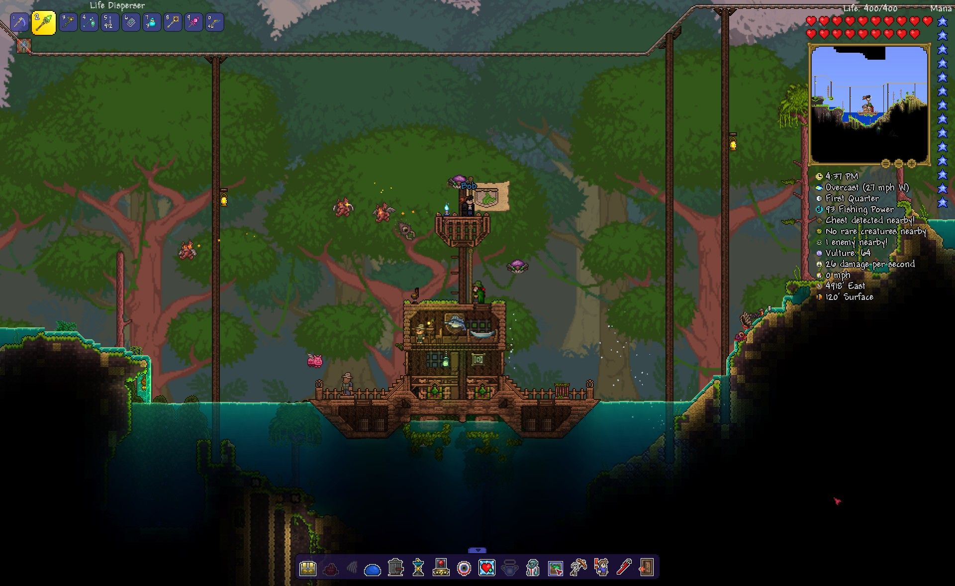 Pin by WhaleWzrd on terraria | Terrarium, Building