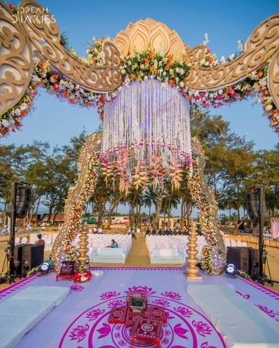 Decoration by krayonz entertainment wedding planners portfolio decoration by krayonz entertainment wedding planners portfolio wedding decor wedding decoration idea wedding decoration diy wedding decorations on a junglespirit Gallery
