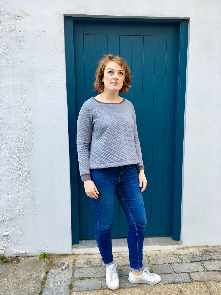 323f01db2e7 Sewing Pattern Review  Linden sweatshirt from Grainline Studio The Fold Line