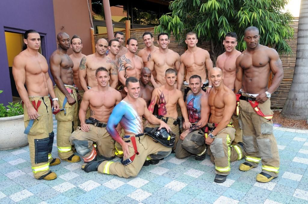 sexy Firefighter   Sexy firefighters raising money for Safe Haven - A Safe Haven for ...