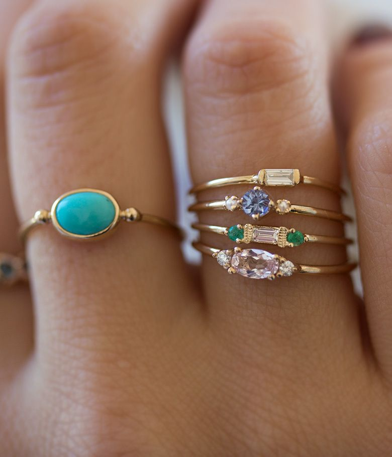 under love rings band urch hunt audry fine rose gem gemtalkblog picks jewelry