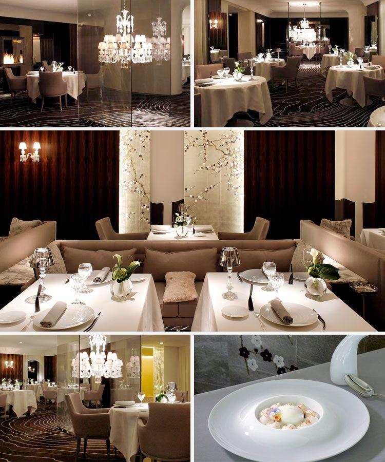 Restaurante Maison Pic Las Tres Estrellas Michelin De Una Chef Excepcional Luxury Restaurant Restaurant Michelin Star