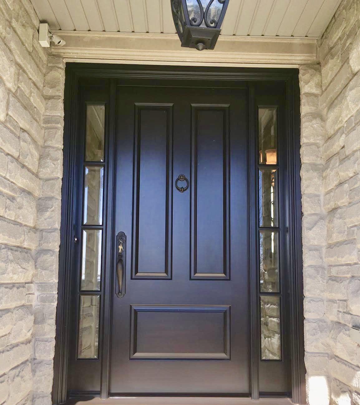 Amberwood Doors Inc: Elegant #AmberwoodDoors 3 Raised Panel #mahogany Main
