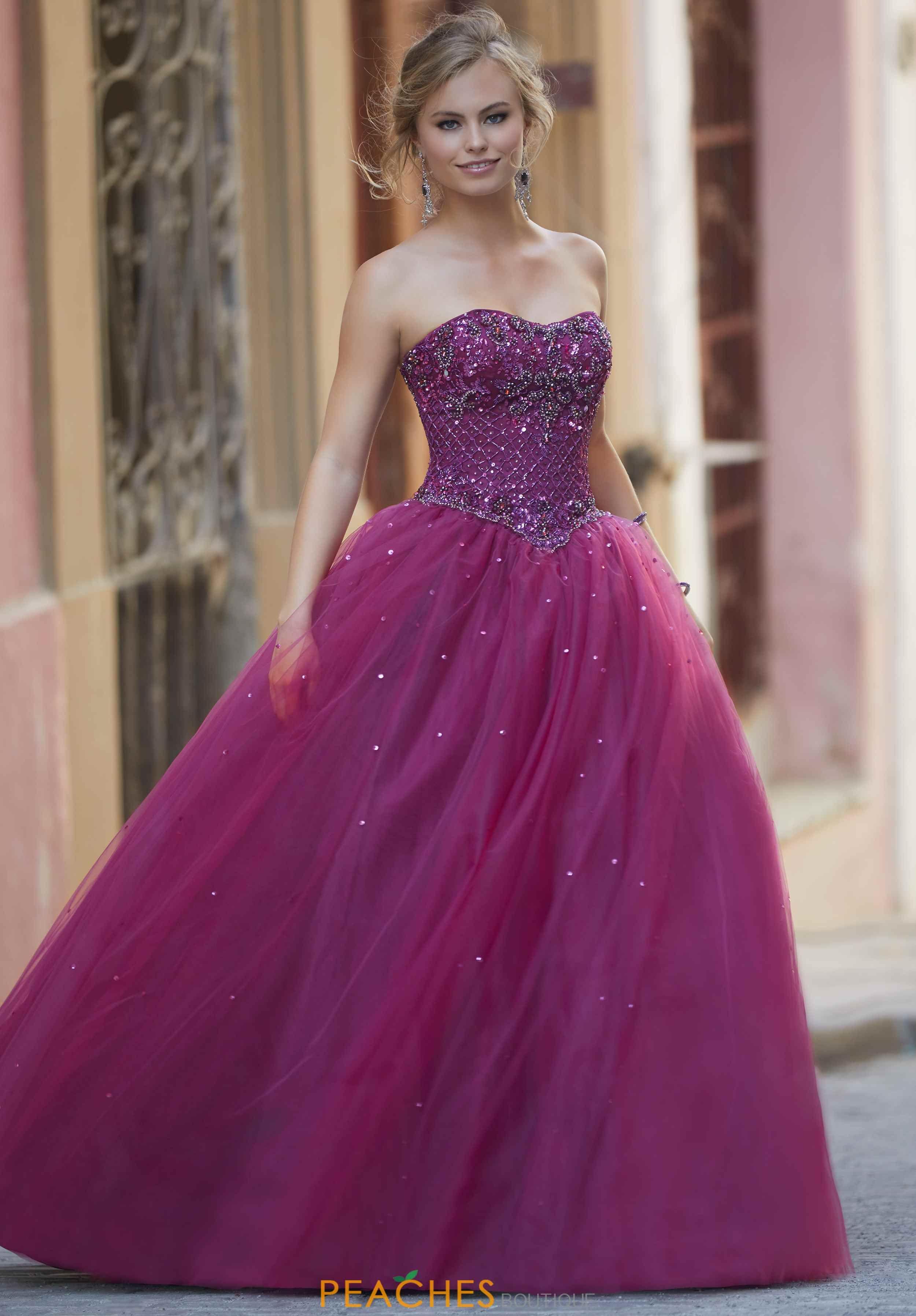 Lujoso Vestido De Fiesta Sirena Lee Mori Motivo - Vestido de Novia ...