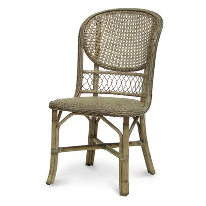 Antique Cane Side Chair Greypalecek  Sterling  Pinterest Inspiration Cane Dining Room Chairs Inspiration