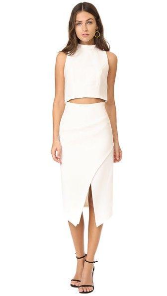 9a257bc50f95 BLACK HALO Juma Two Piece Dress.  blackhalo  cloth  dress  top  shirt   sweater  skirt  beachwear  activewear