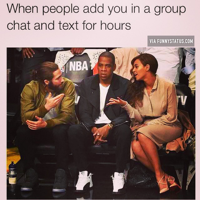 Funniest Group Chat Memes