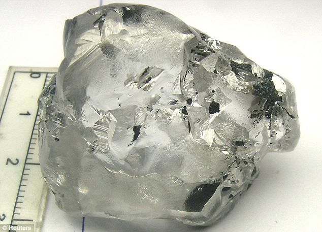 6 Carat Rough Diamond Price