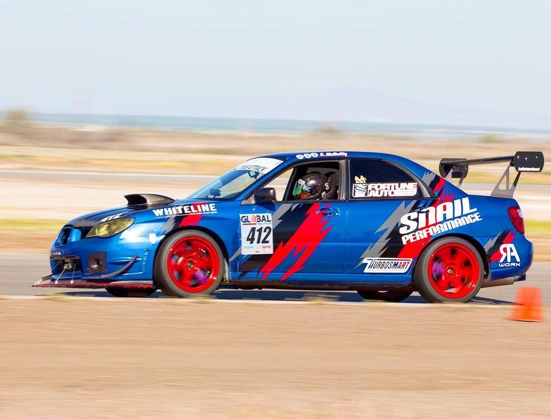 Snail Performance Subaru At Global Time Attack Fullrevs Subaru Wrx Sti Trackcar Modified Carswithoutlimits Snailperformance Gta Subaru Wrx Track Car