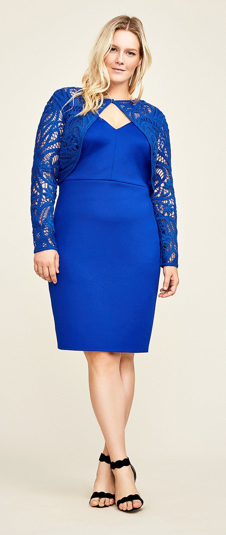39 Plus Size Spring Wedding Guest Dresses {with Sleeves   Wedding ...
